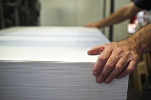 acclimating paper